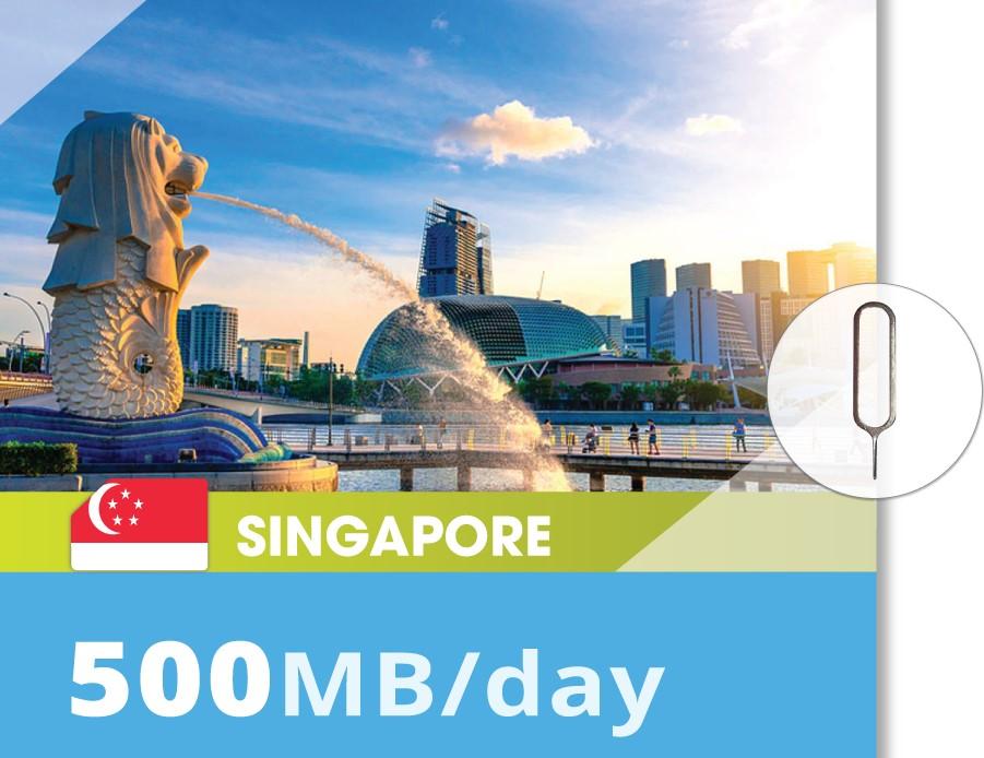 Singapore-500-MB