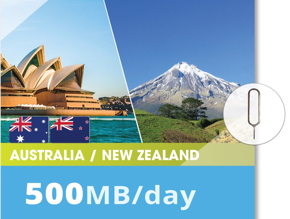 Autralia-New-Zealand-500MB