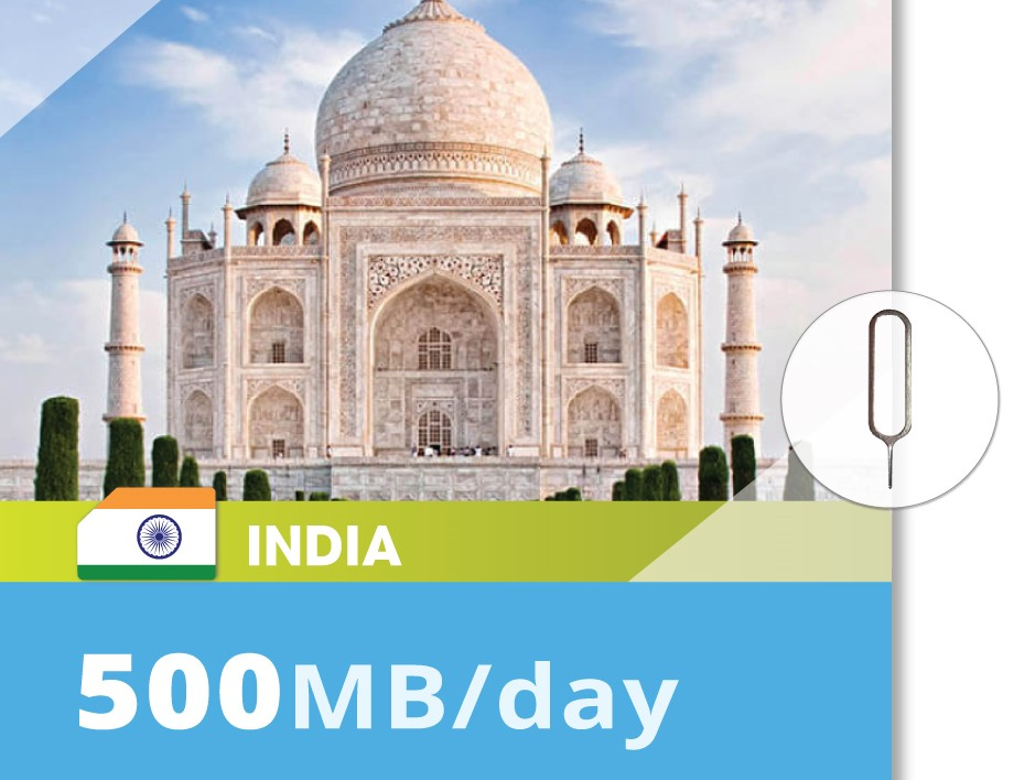 India-500MB