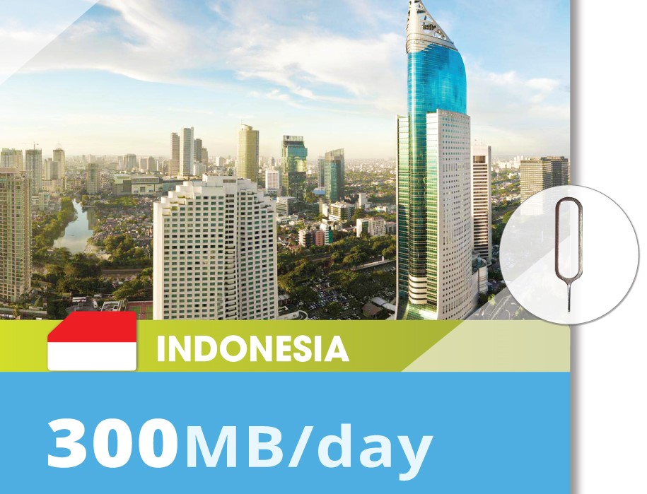 Indonesia-300MB