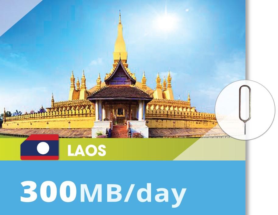 Laos-300MB
