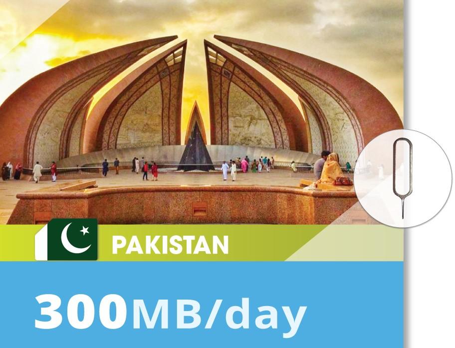 Pakistan-300MB