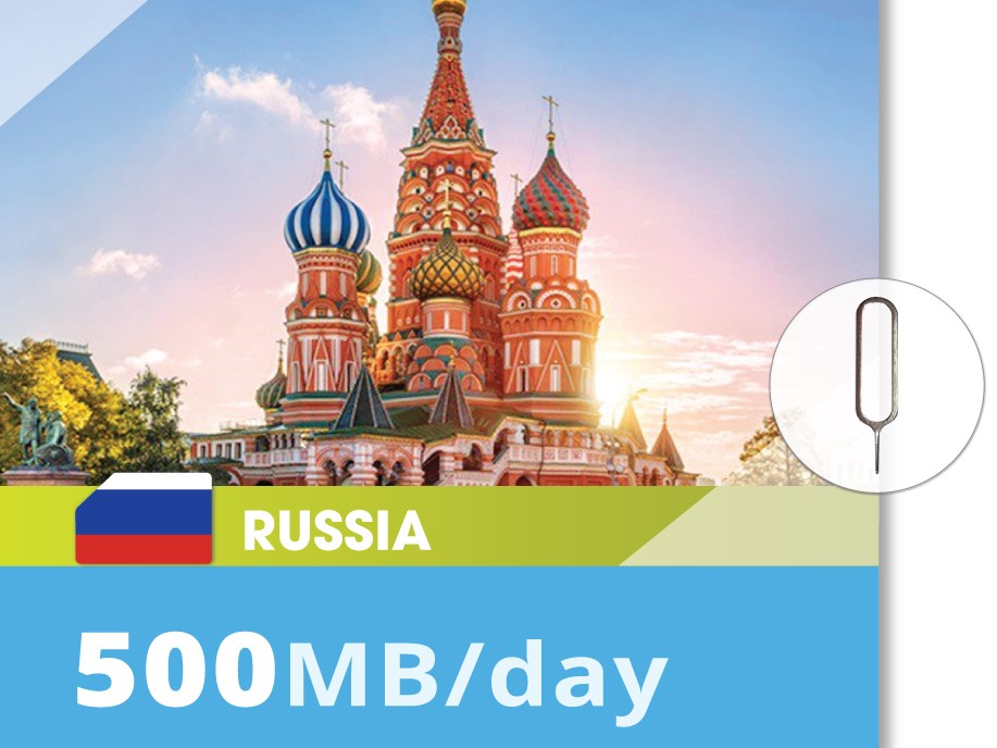 Russia-500MB