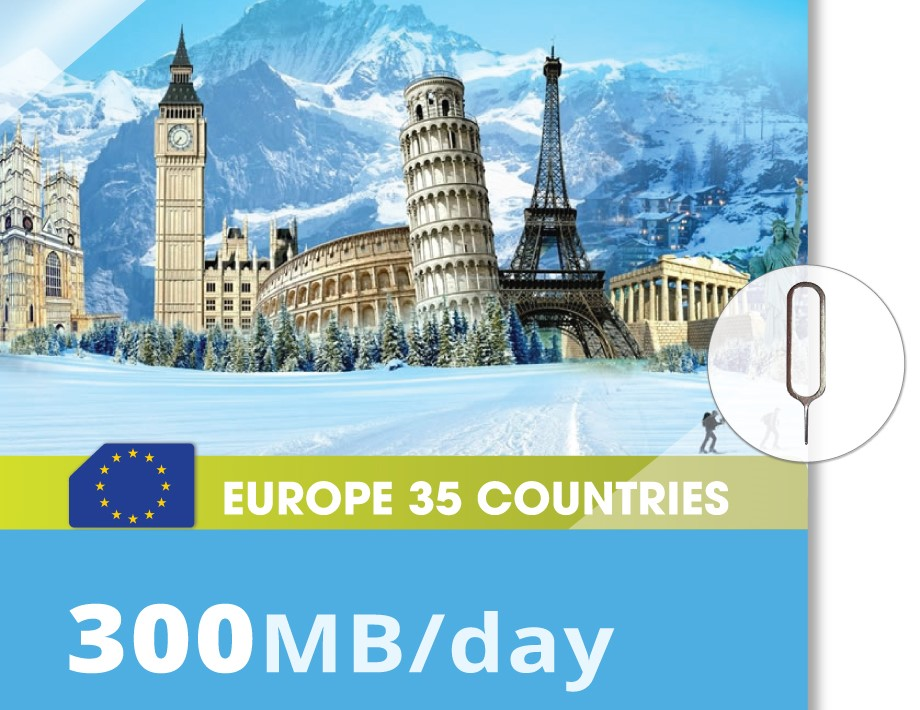 Europe-35-Countries-300MB